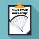 Simulateur de Parapente