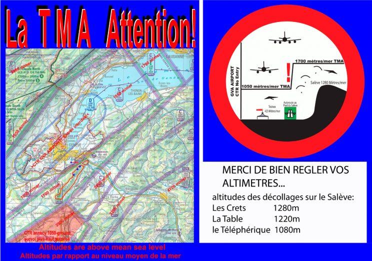 image Réglementation Aérienne Salève