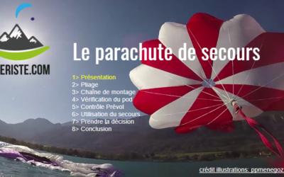 5 Parachute de secours